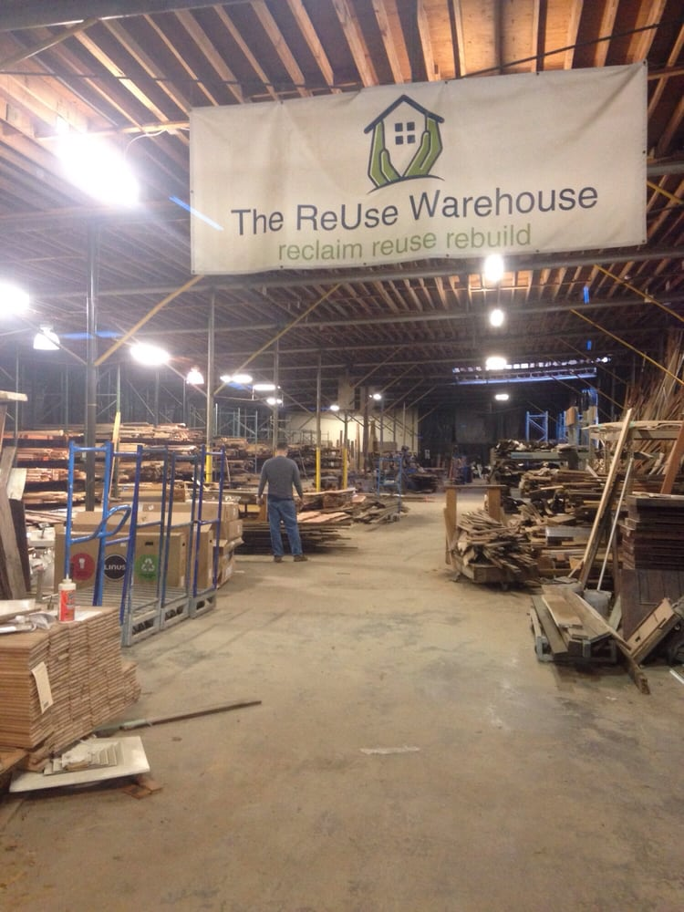 The reuse warehouse 18 photos building supplies 1400 for Home zone wallpaper birmingham