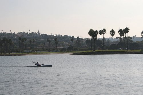 San Diego Canoe & Kayak Team