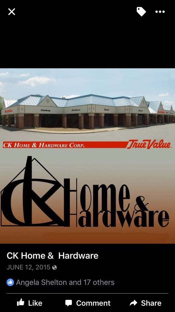 CK Home & Hardware - True Value: 6398 Village Center Dr, Bealeton, VA