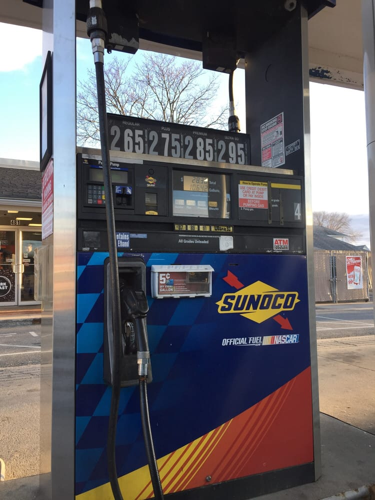 Google Find Me The Nearest Gas Station >> Sunoco - Gas Stations - 481 Warren Ave, East Providence, RI - Yelp