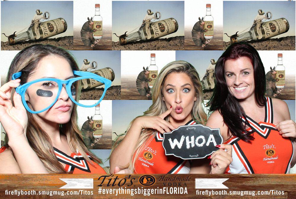 Firefly Photo Booth: Orlando, FL