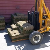 Photo Of Ray Turf Farms Mead Wa United States Sod Loader