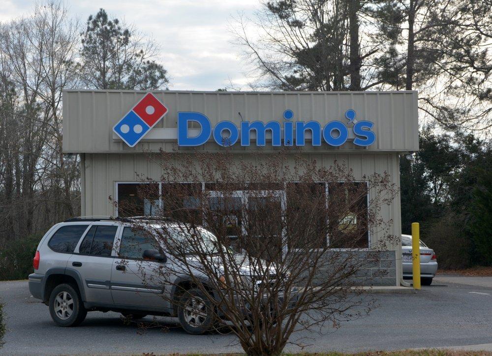 Domino's Pizza: 327 W Main St, Biscoe, NC