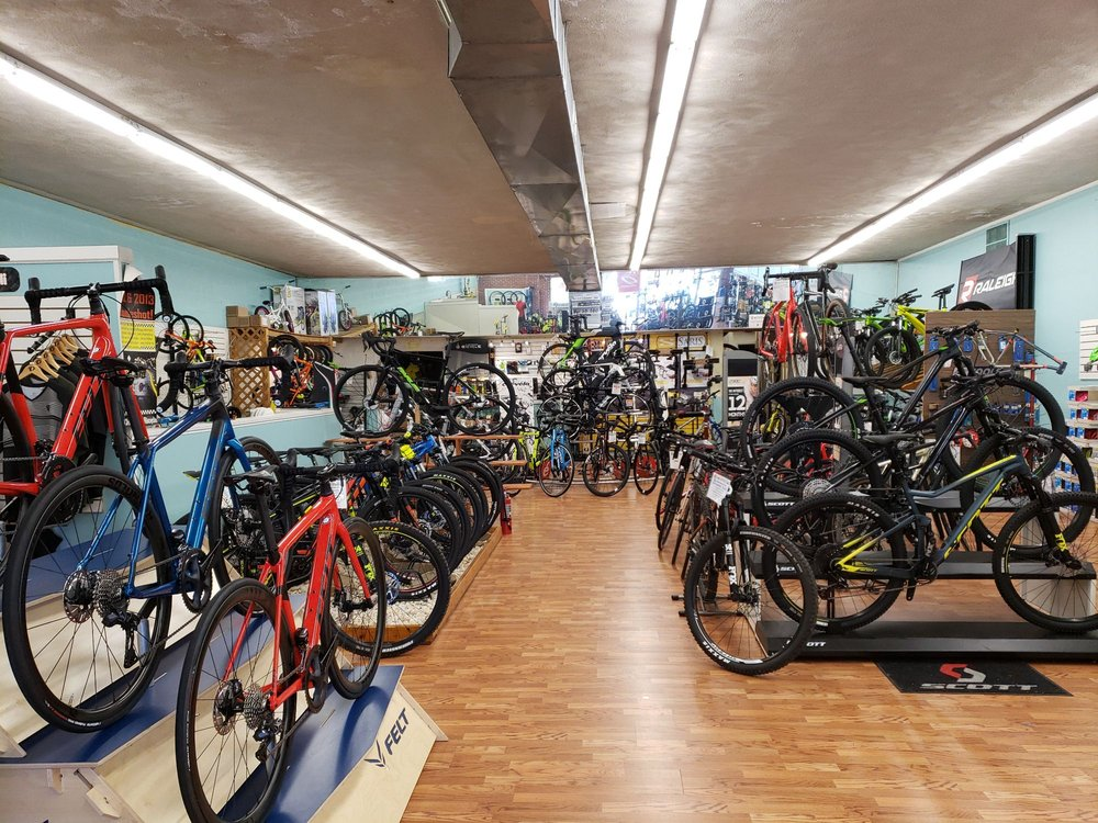 Clemmons Bicycle: 2703 Lewisville-Clemmons Rd, Clemmons, NC
