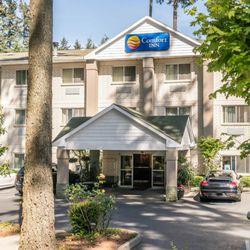 Photo Of Comfort Inn Lacey Olympia Wa United States