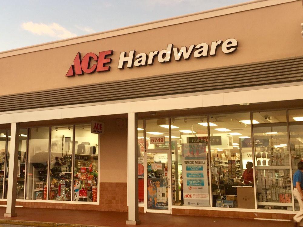 Ace Hardware: 5749 B C Bird Rd, Miami, FL