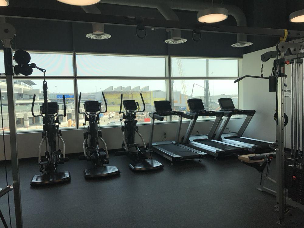 Recent ProMaxima Elliptical and Treadmill install - Yelp