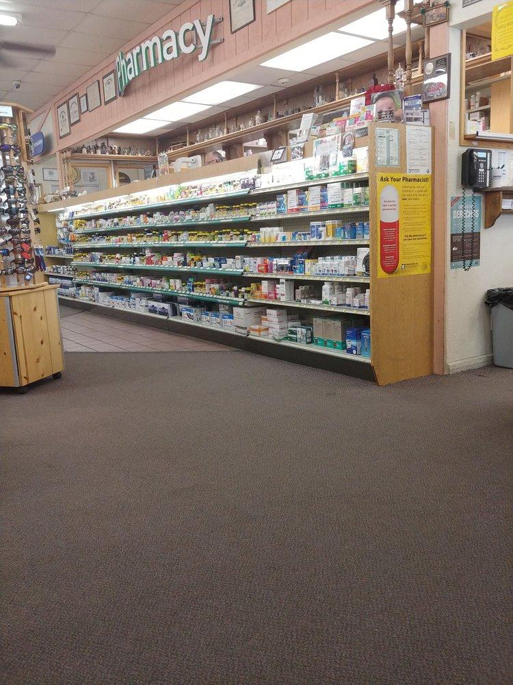 Dwayne's Friendly Pharmacy: 644 W Line St, Bishop, CA