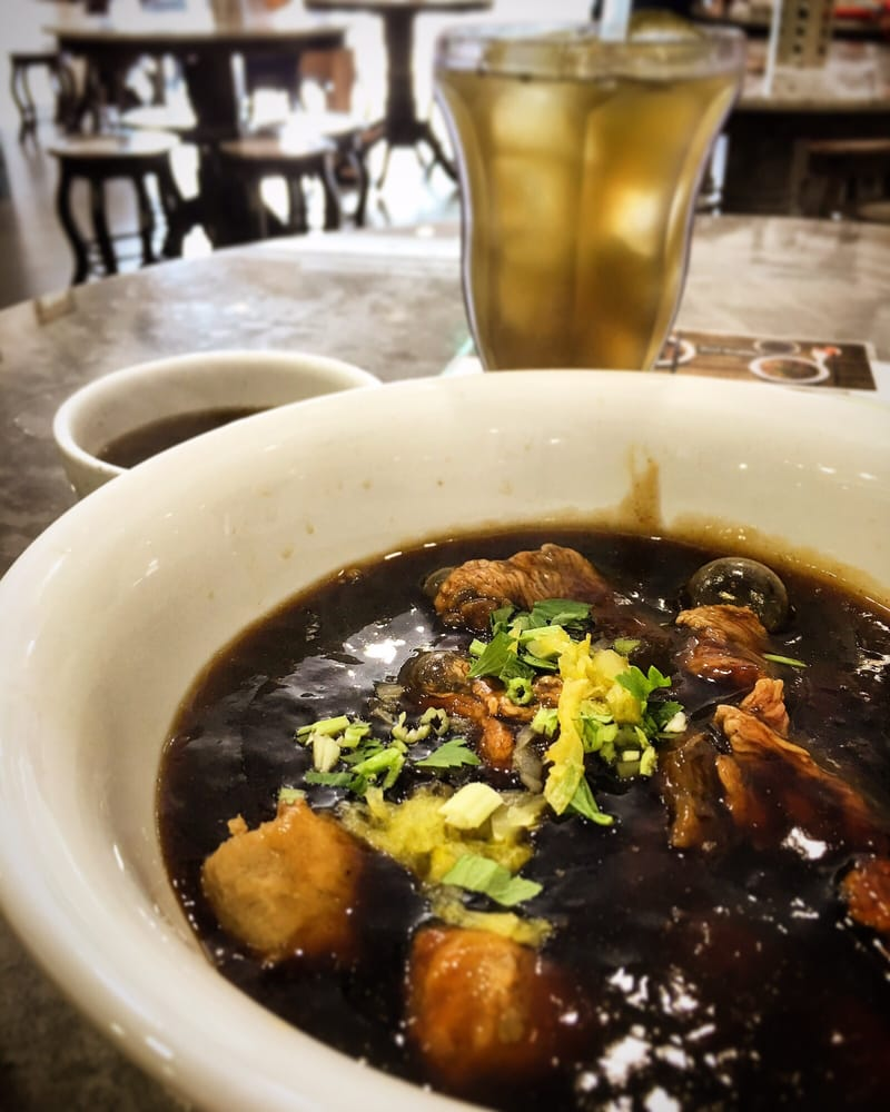 Blanco Court Traditional Hainan Beef Noodles