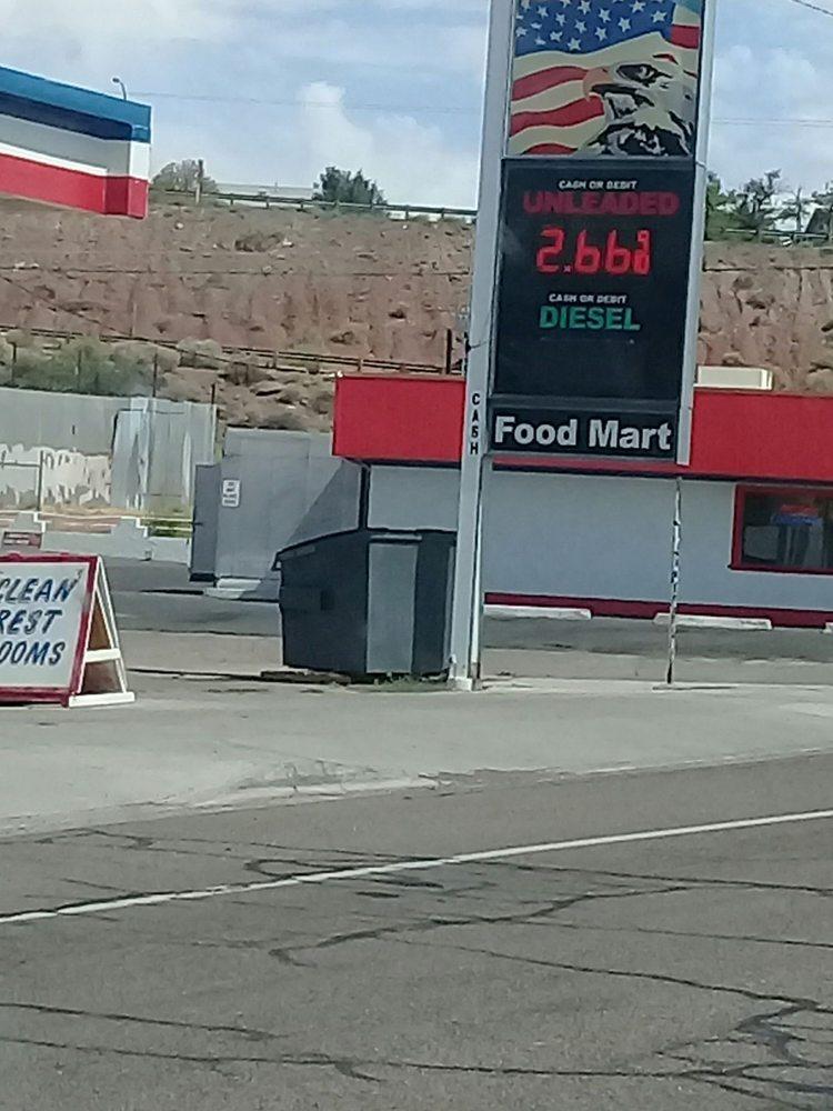 Fuel Express II: 1051 Navajo Blvd, Holbrook, AZ
