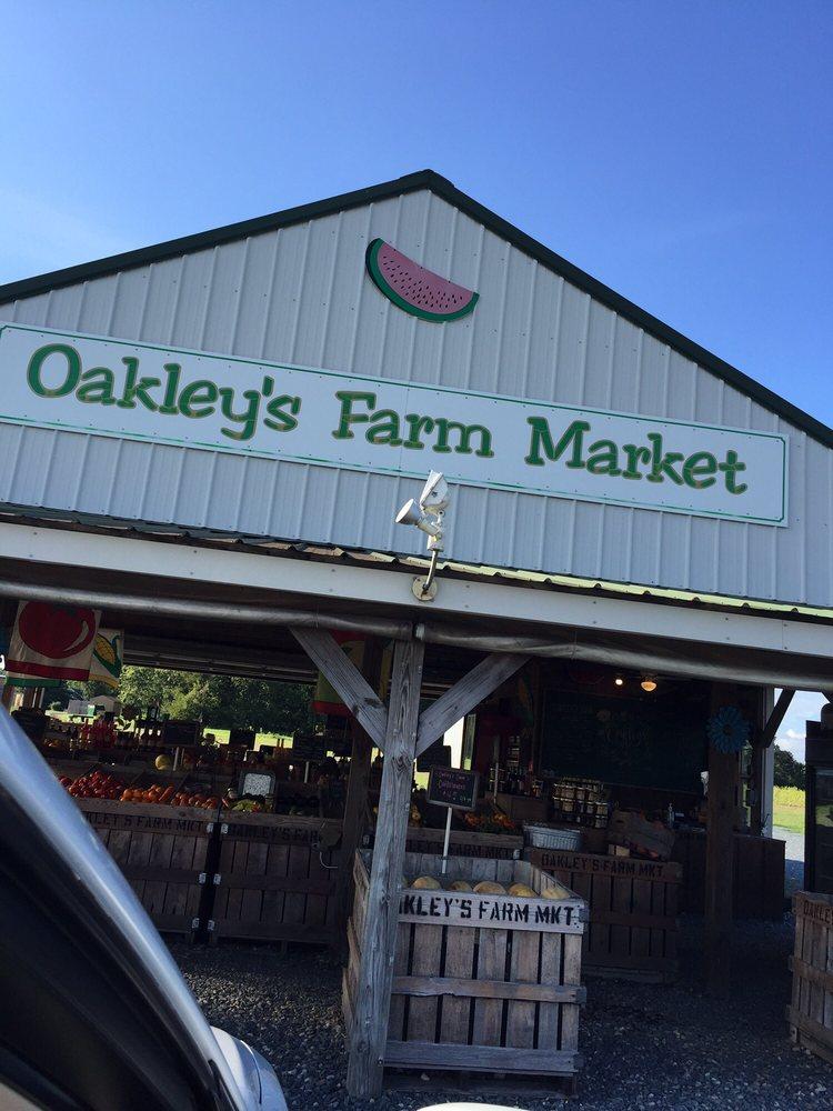 Oakley's Farm Market: 27466 Ocean Gtwy, Hebron, MD