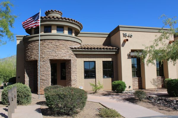 Intelligent Office Oro Valley 1846 E Innovation Park Dr Oro Valley, AZ Real  Estate Rental Service   MapQuest