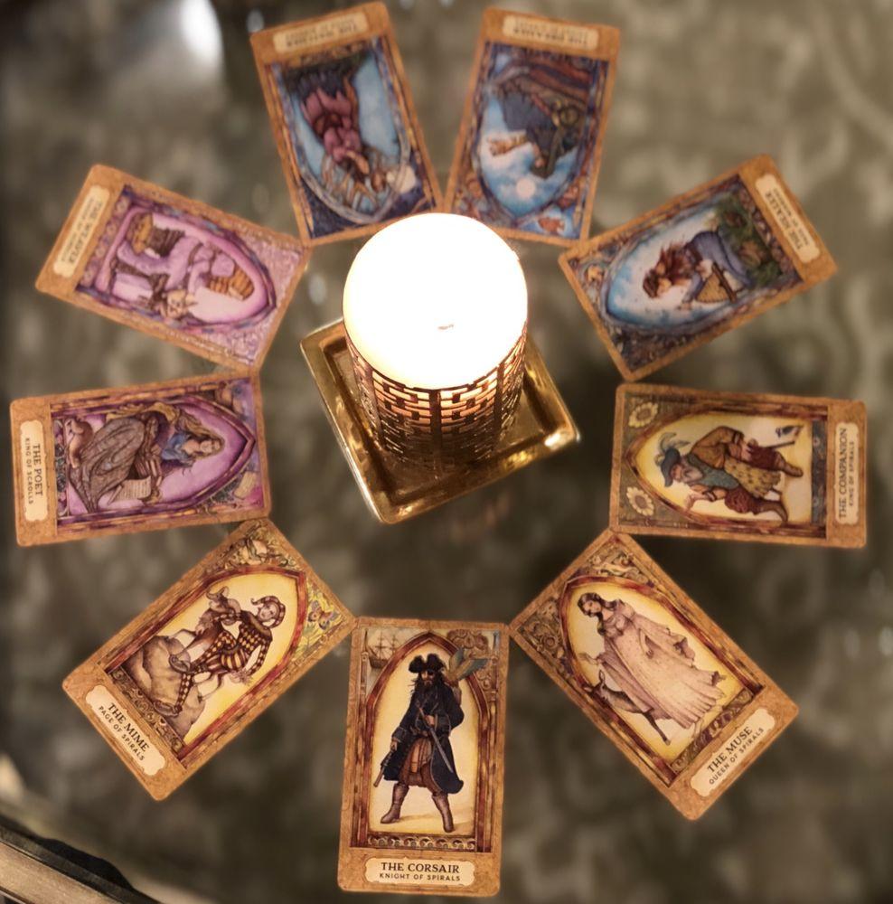 Psychic Readings Near Me >> Spiritual Eye Love & Tarot Card Readings - CLOSED - 14 ...