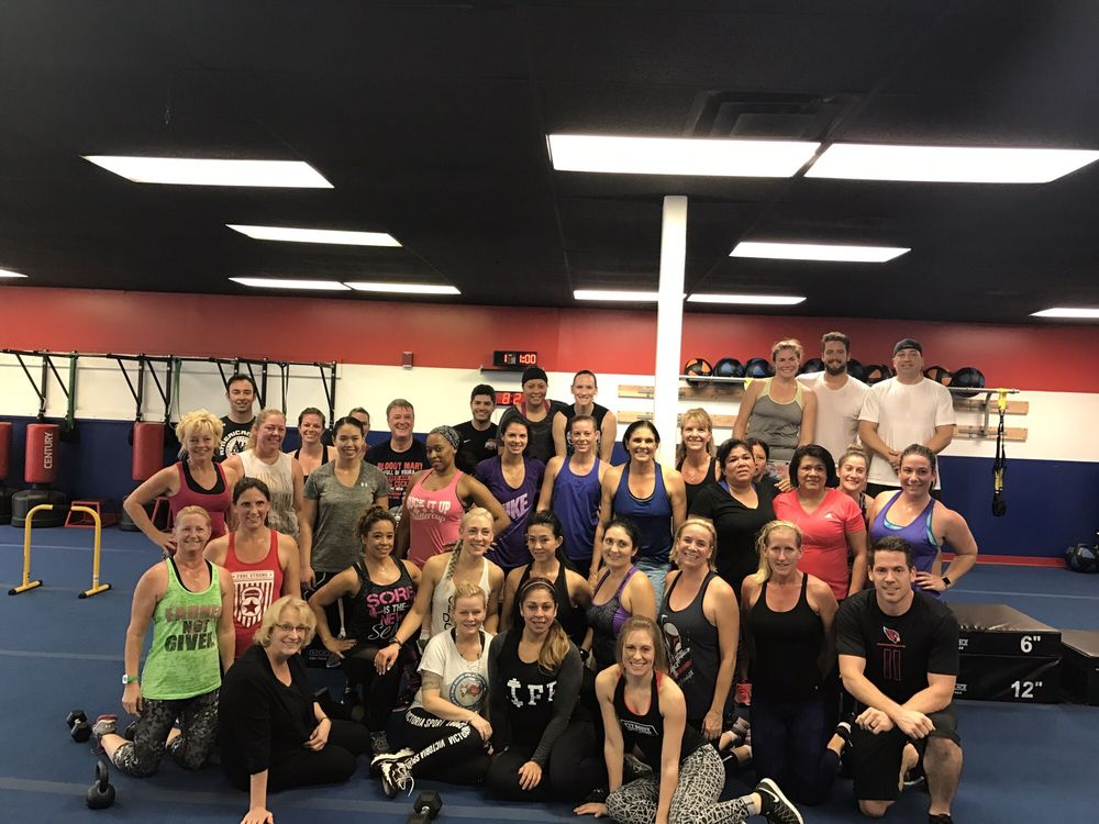 Mission Viejo Fit Body Boot Camp