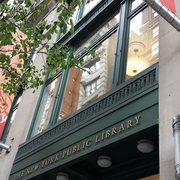 New york talking book and braille library