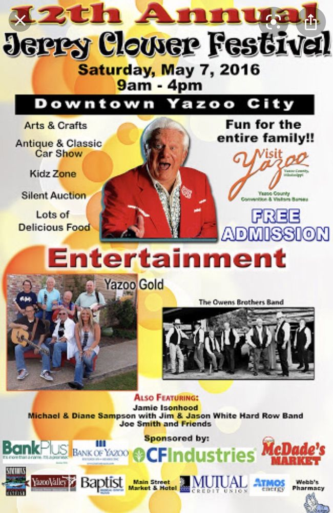Yazoo City: 210 S Washington St, Yazoo City, MS