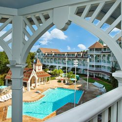 Photo Of Disney S Beach Club Resort Orlando Fl United States