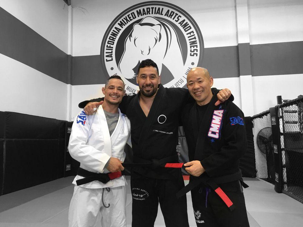 CMMA | California Mixed Martial Arts and Fitness