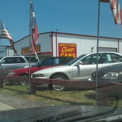Car Lots In Houston >> Scott Sons Auto Sales Closed Car Dealers 6402 N Shepherd Dr