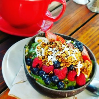 Photo Of Red House Kitchen   Imperial Beach, CA, United States.  #greensmoothiebowl