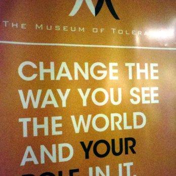 museum of tolerance essay
