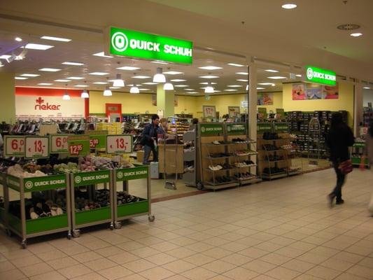 Quick Schuh Schuhe Wilhelmstr. 34, Balingen, Baden