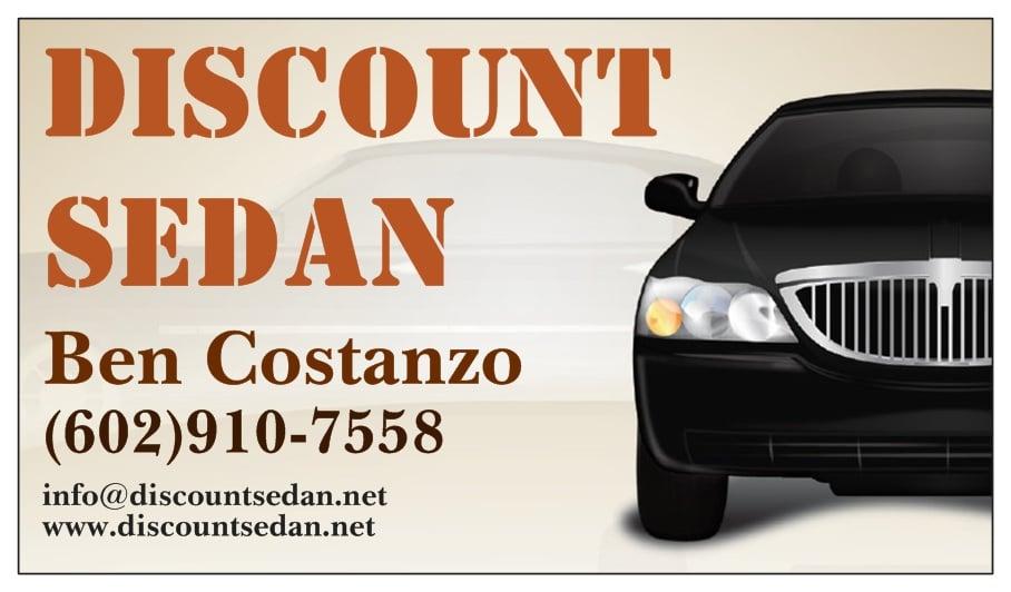 Discount Sedan: Scottsdale, AZ