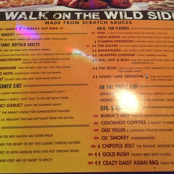 Wild Wing Cafe Suwanee Reviews