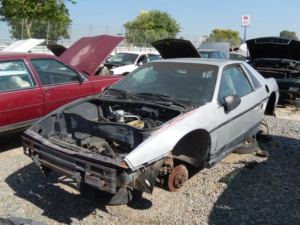 Pick-n-Pull - Auto Parts & Supplies - 3230 E Jensen Ave, Fresno, CA ...
