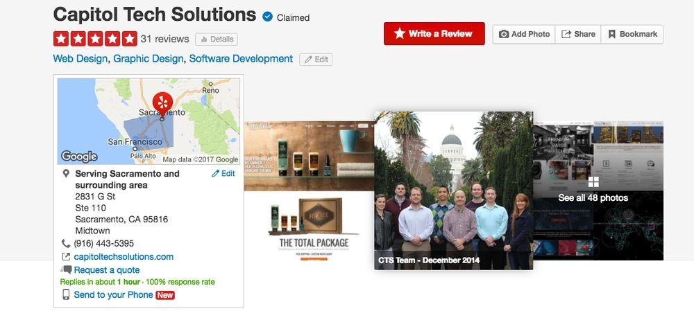Capitol Tech Solutions