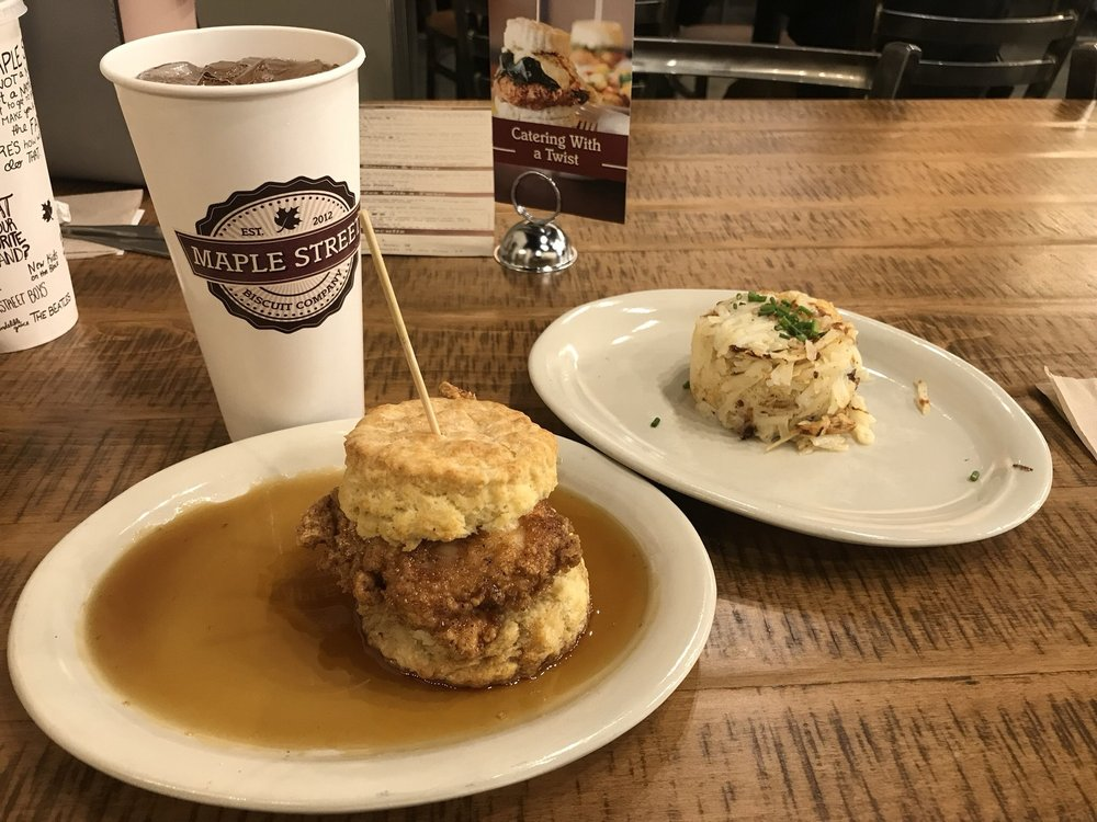 Maple Street Biscuit Company - DT Greenville