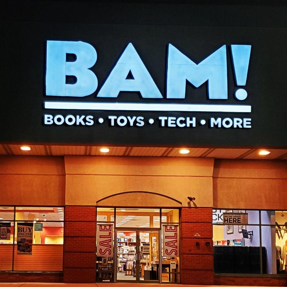 Books-A-Million: 2200 Wrangleboro Rd, Mays Landing, NJ