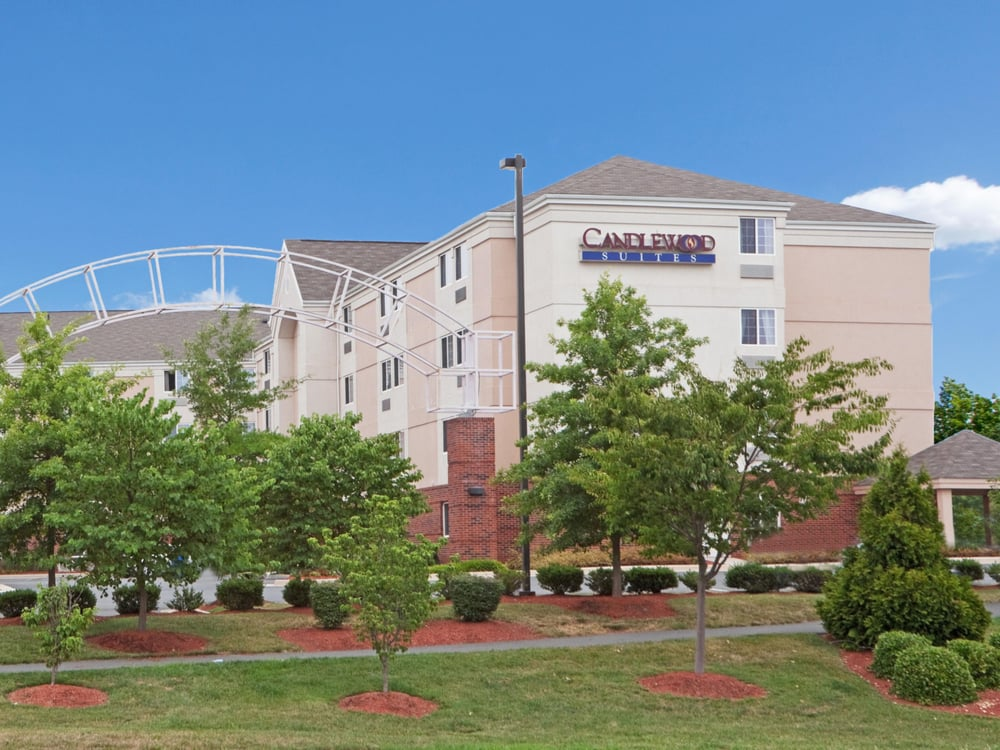 Candlewood Suites Washington Dulles Sterling: 45520 Severn Way, Sterling, VA