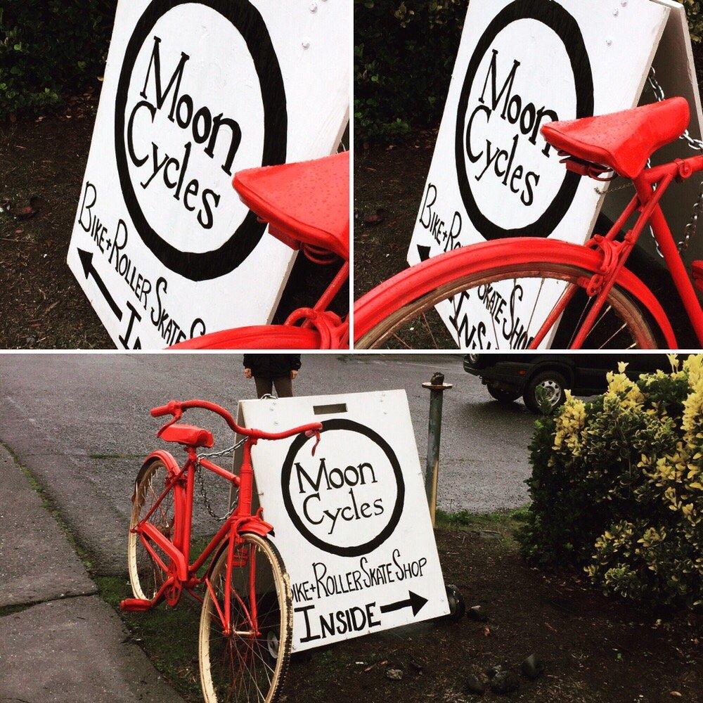 Moon Cycles: 1905 Alliance Rd, Arcata, CA