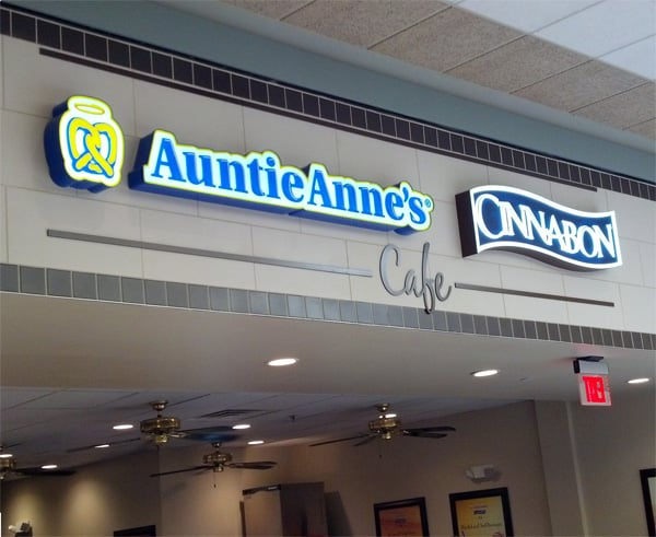 Auntie Anne's: 1 Susquehanna Valley Mall Dr, Selinsgrove, PA