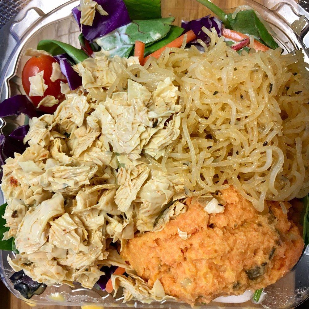 Soul Vegetarian Restaurant: 1205 S Adams St, Tallahassee, FL