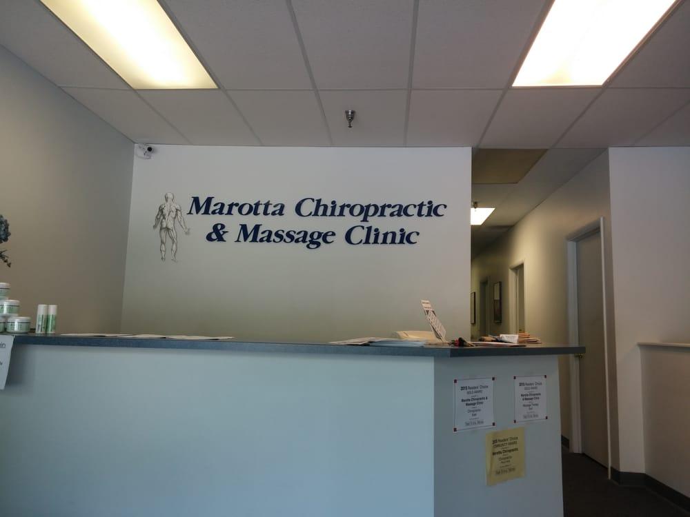 Marotta Chiropractic & Massage Clinic: 400 Rodi Rd, Pittsburgh, PA