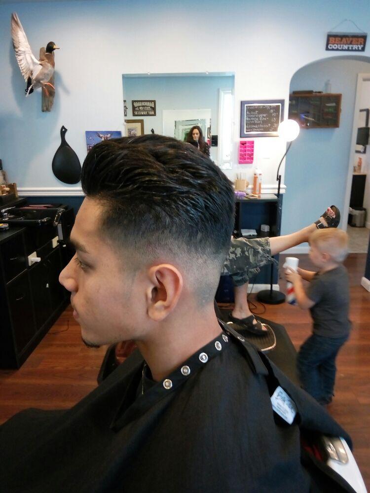 Blue Mountain Barbers: 1505 Adams Ave, La Grande, OR