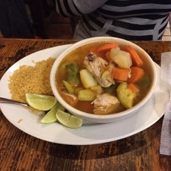 Photo Of El Patio Restaurant   Mission, TX, United States. Caldo De Pollo