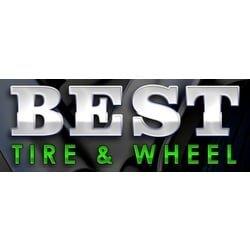 Best Tire & Wheel: 13431 Bellaire Blvd, Houston, TX