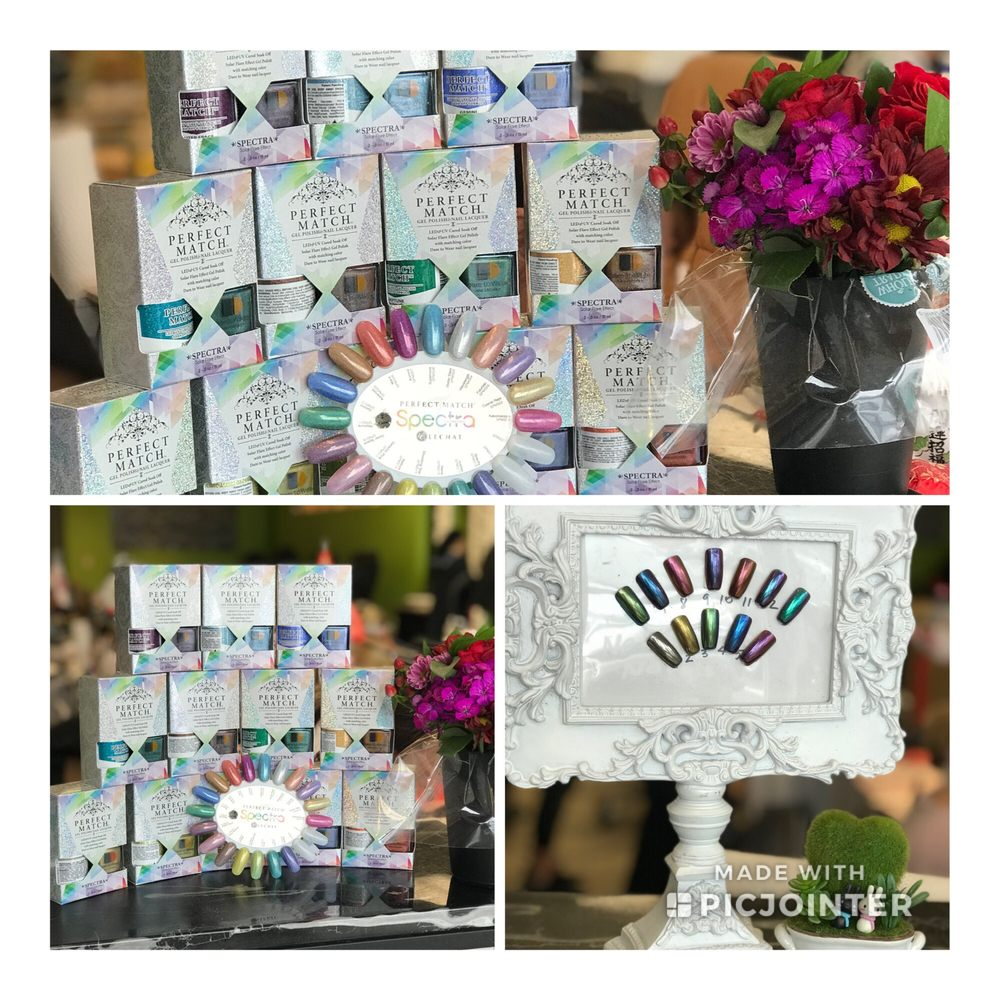 Ivy Nails: 1430 N Green St, Brownsburg, IN
