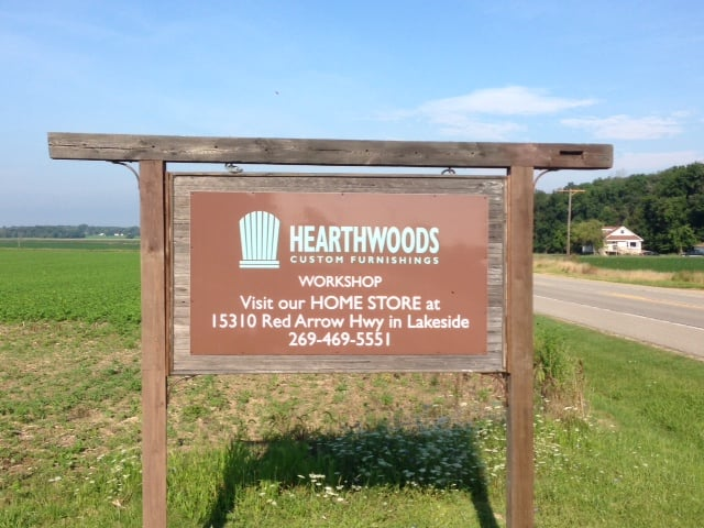 Hearthwoods Workshop: 5084 US Highway 12, Three Oaks, MI
