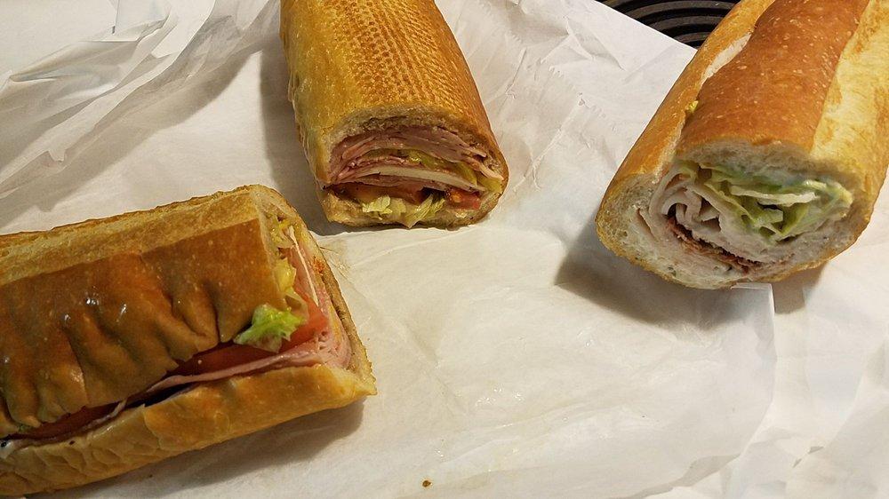 Food from Vito's Deli