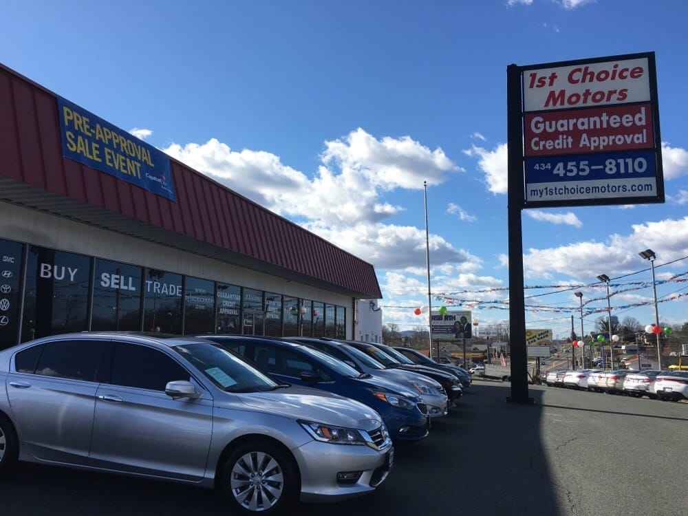 Photo of 1st Choice Motors - Madison Heights, VA, United States