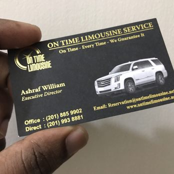 On time limousine service 20 photos 29 reviews limos 462 w photo of on time limousine service jersey city nj united states business reheart Choice Image
