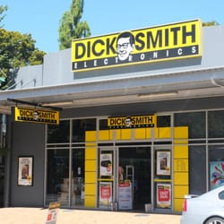 Dick smith featherston street