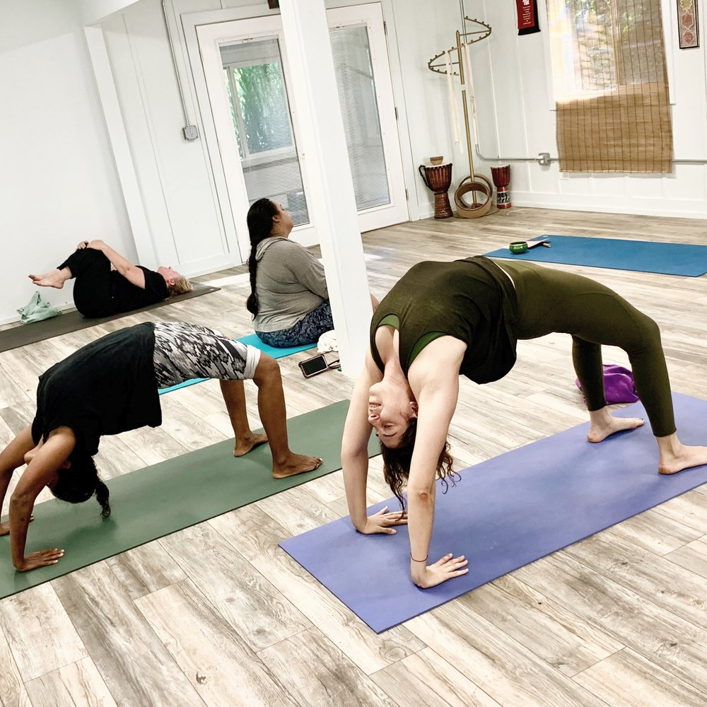 Ashtanga Shala Santosha Yoga & Wellness: 810 Haiku Rd, Haiku, HI