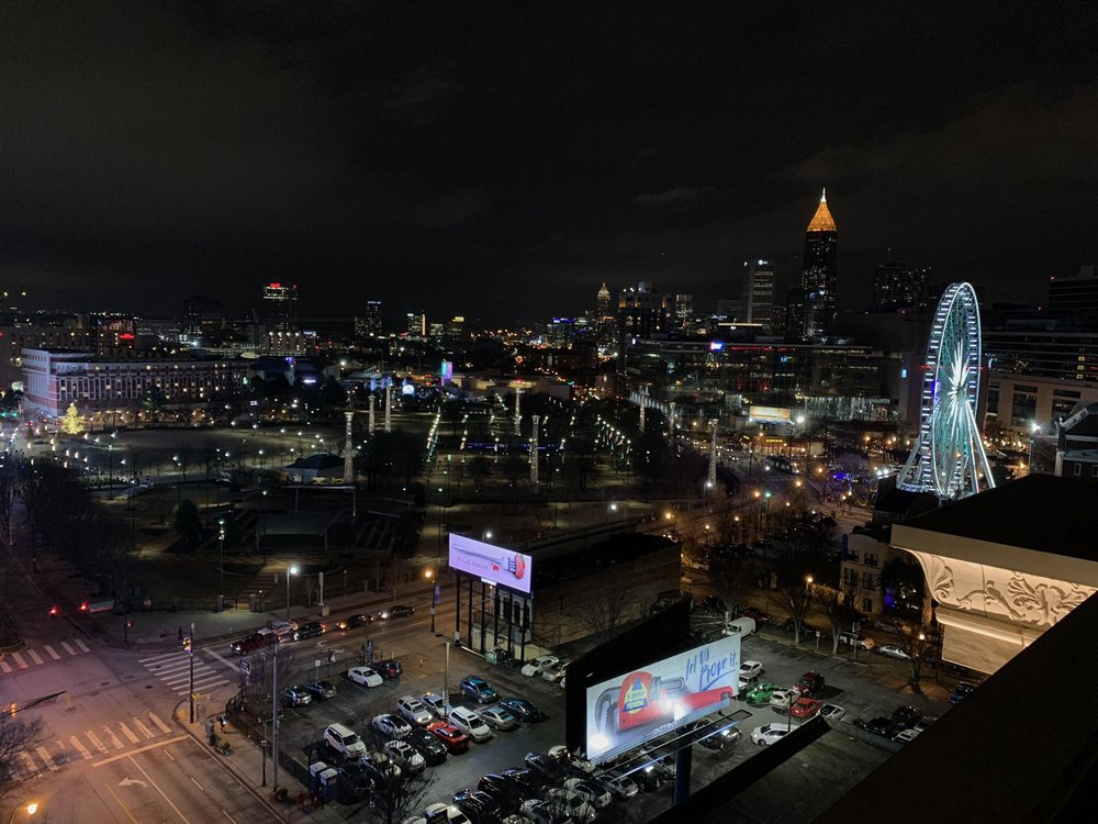 SkyLounge: 110 Marietta St NW, Atlanta, GA