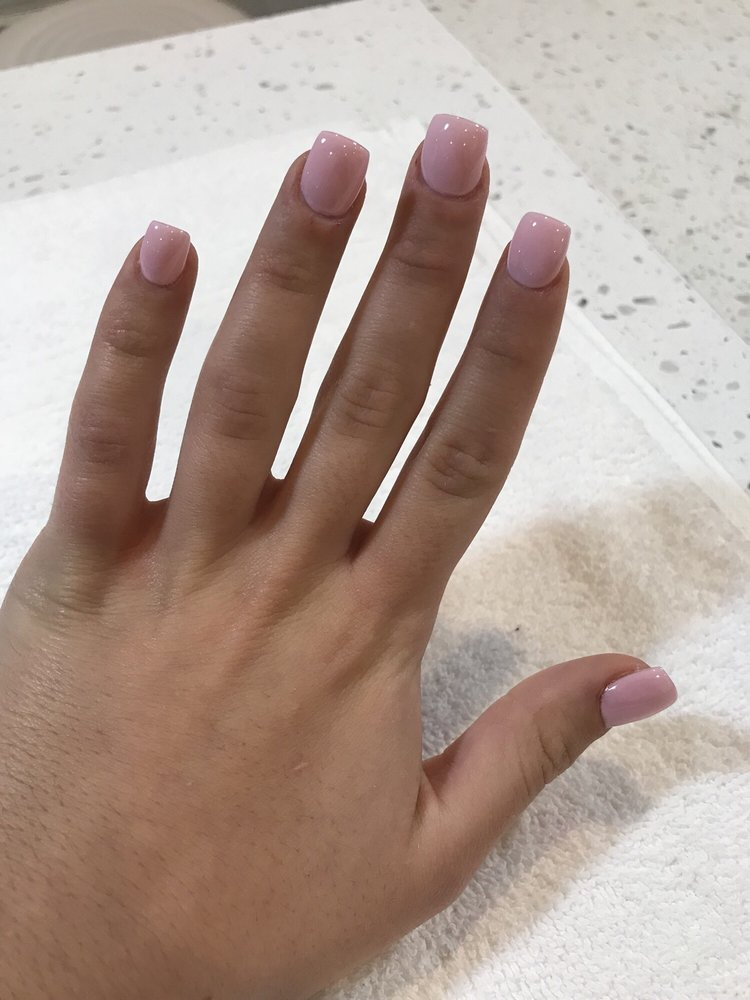 Gel full set! Color: mod about you - Yelp