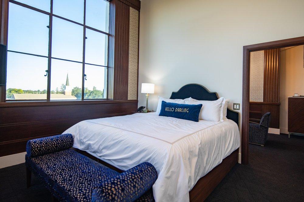 The Darling Hotel: 210 North Ct, Visalia, CA